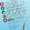 Schedule for the five sports in World Mind Sports Games 2012