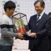 Park Wins 2013 Korea Prime Minister Cup