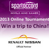 Online Tournament 2013 World Mind Games Online Tournament