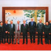 Reception by the President of the People's Republic of China Mr. Jiang Zemin