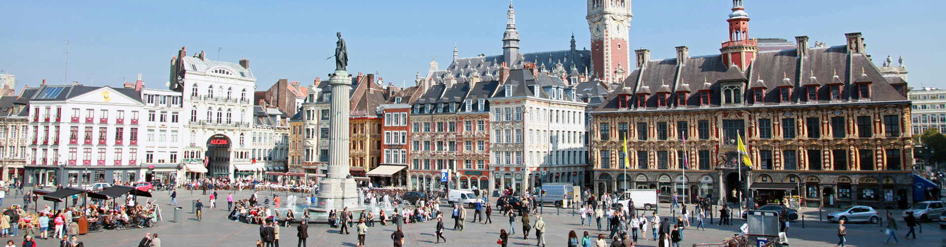 Hotels in lille france for wmsg 2012 imsa for Hotels lille