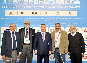 SportAccord World Mind Games Press Conference