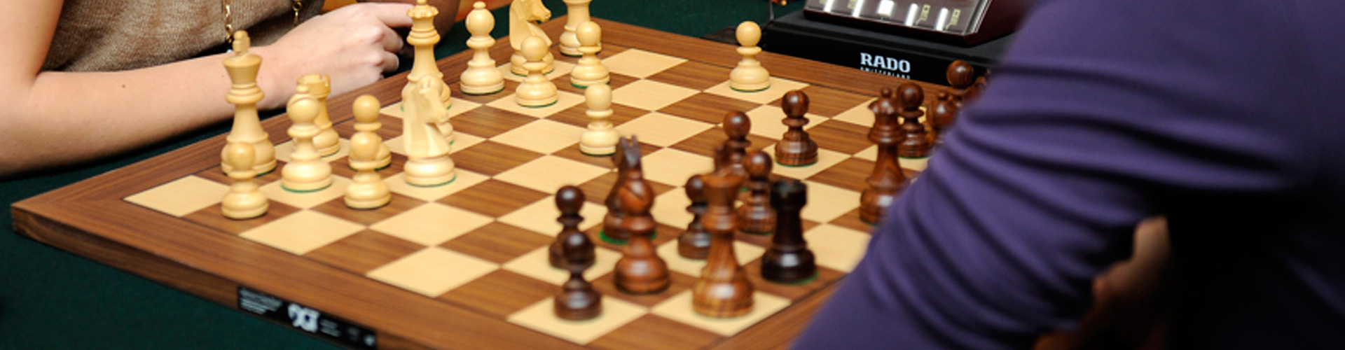 Where to find the Chess results