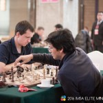 Photos from the Chess Games